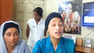 Zalim kahe mae Hind nu janju nee pan dena - Poem by Ramanpreet Kaur - Dr Narotam Dewan