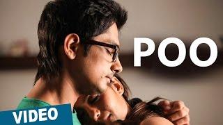 Poo Video Song | Naalo Okkadu | Siddharth | Deepa Sannidhi | Santhosh Narayanan