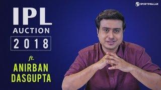 IPL Auction 2018 - Just Bidding With Anirban Dasgupta | Stand Up Comedy