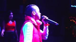 Baby Jan Video Full performance Party Res Virgilio Navidad 2016