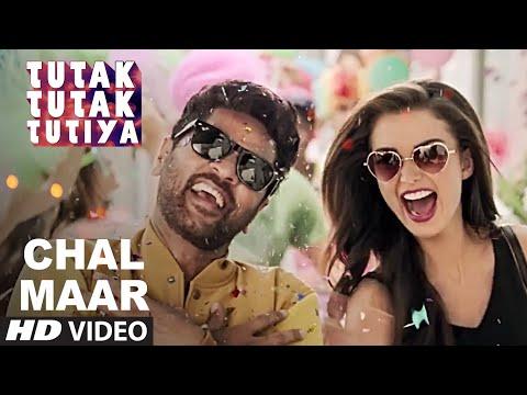 CHAL MAAR Video Song | Tutak Tutak Tutiya |Sajid-Wajid | Prabhudeva | Sonu Sood | Tamannaah