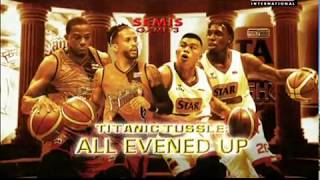 PBA Commissioner's Cup 2017 Highlights: Star vs San Miguel June 14