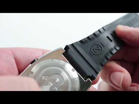 Bell & Ross Instrument BR02-20 1000M Diver Luxury Watch Review