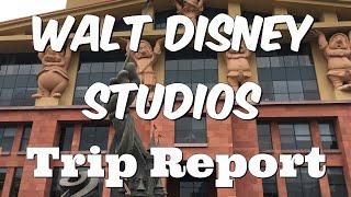 Visit to The Walt Disney Studios (Burbank)