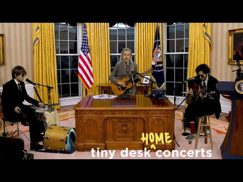 Phoebe Bridgers Tiny Desk Home Concert