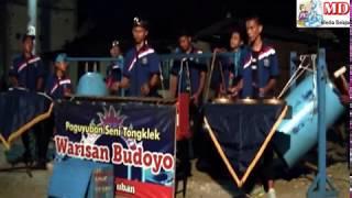 BANYU LANGIT INSTRUMENT VERSI TONGKLEK / OKLIK WARISAN BUDOYO RENGEL TUBAN