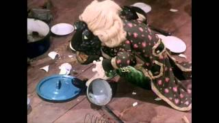 Alice // house and baby scene // Jan Svankmajer (1988)