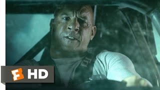 Furious 7 (9/10) Movie CLIP - Don't Miss (2015) HD