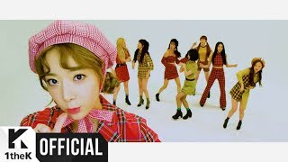 [MV] UNI.T(유니티) _ I mean(난말야)