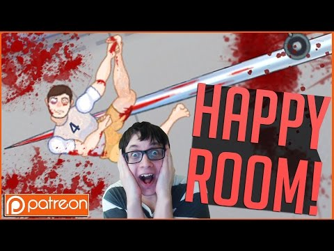 Happy Room - Patron Game of the Week! (SO. MUCH. BLOODY. FUN.)