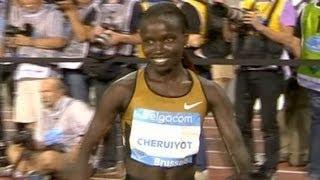 Vivian Cheruiyot wins 5000m Diamond League - Universal Sports
