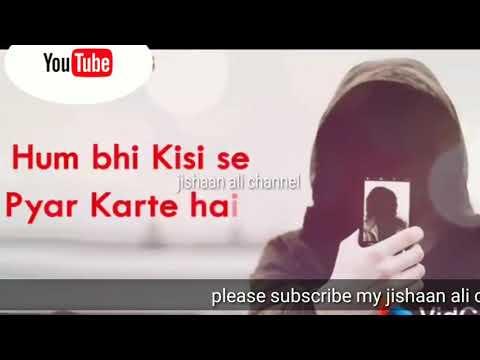 Sad dailog hindi WhatsApp status heart touching love story video romantic dard dil 2019