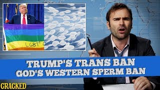 President Donald Trump's Transgender Military Ban, Embarrasses Boy Scouts - SOME NEWS