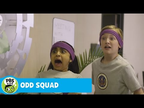 ODD SQUAD Assistants Save the Day PBS KIDS