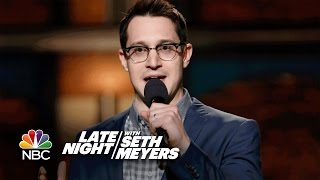 Dan Levy Stand-Up Performance