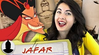 The Aladdin Theory - Is Jafar The Good Guy? - Cartoon Conspiracy (Ep. 84) @ChannelFred