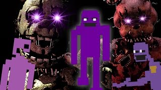 The Purple Secrets...   Five Nights at Freddy's 4 Podcast #7