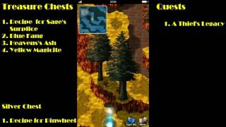 FF Brave Exvius Felicitas Town - Treasure Chests & Quests Part 1