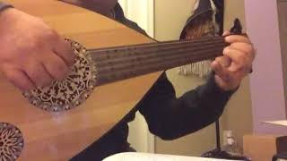 Morghe Sahar Oud/Barbat Coverمرغ سحر-نواختن اکورد با عود