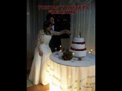 TORTAS PARA MATRIMONIO