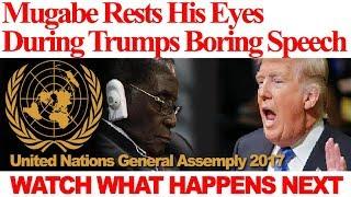 WATCH; Mugabe