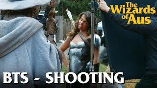 The Wizards of Aus || Behind the Scenes: Shooting & Production