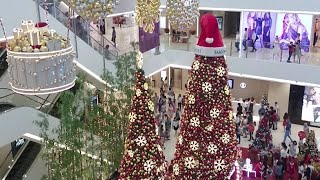 Christmas at Saigon Centre - Takashimaya 2017