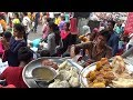 Complete Fast Food Package ( Chicken Momo / Chowmein / Egg Roll / Paratha ) | Kolkata Street Food