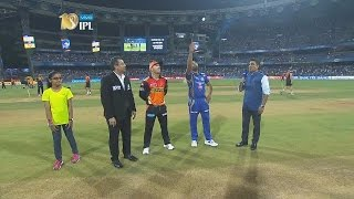VIVO IPL 2017 SRH Vs MI live streaming