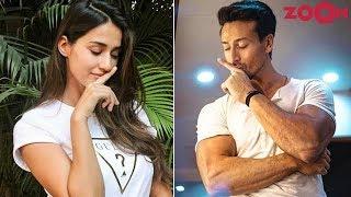 Tiger Shroff & Disha Patani trick fans with engagement posts | Bollywood News