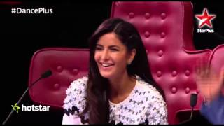 Dance   Host Raghav performs for Katrina   Visit hotstar com for full episode