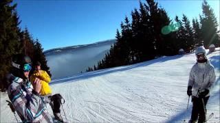Skiareál Harrachov 2017