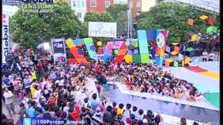 2 RACUN Live At 100% Ampuh (18-12-2012) Courtesy GLOBAL TV