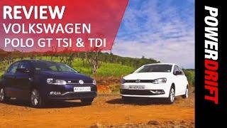 Volkswagen Polo GT TSI & GT TDI : Review : PowerDrift