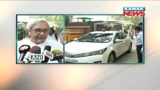 Naveen Pattanaik Meets Arun Jaitley In Delhi
