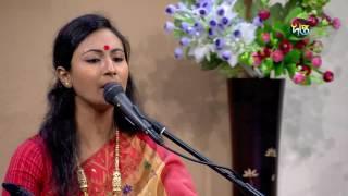 Deepto Provati/দীপ্ত প্রভাতী | রবীন্দ্র সংগীত | শিল্পী: মাকসুরা | পর্ব ১২৪