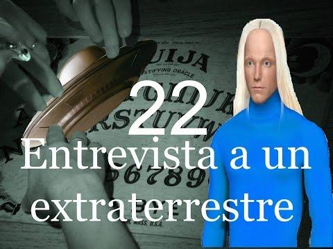 Entrevista a un extraterrestre capítulo 22