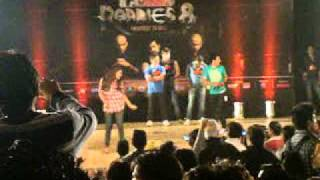 roadies 8.0 in banglore   by anish .........