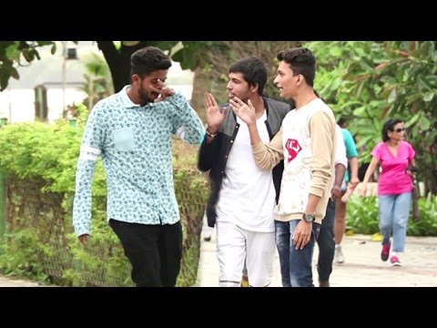 Asking Money For Drugs Social Experiment / Prank In India - Raj - Baap Of Bakchod