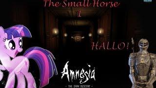 BREVE MA INTENSA- The Small Horse 1 Amnesia Mod gameplay ITA
