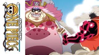One Piece – Big Mom vs Luffy & Judge
