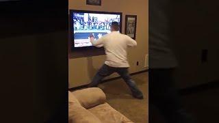 Saints Fan Reactions | Saints vs. Vikings NFL Divisional Round Game