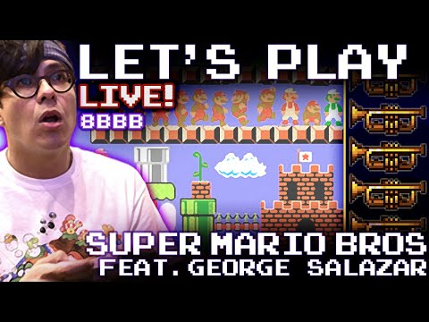 Xxx Mp4 Let S Play Super Mario Bros LIVE W FULL ORCHESTRA Ep 1 3gp Sex