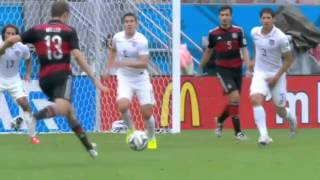 2014 FIFA World Cup ~ Group Stage ~ USA 0 - 1 Germany