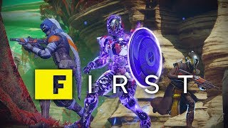5 Minutes of Destiny 2 Sentinel Titan Gameplay on Endless Vale - IGN First