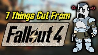 7 Things That Were Cut From Fallout 4