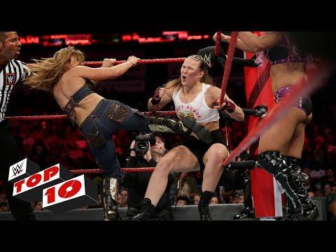 Xxx Mp4 Top 10 Raw Moments WWE Top 10 September 10 2018 3gp Sex