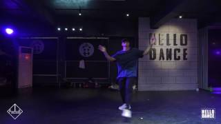 02 message to the label/Bam Martin Choreography /HELLO DANCE