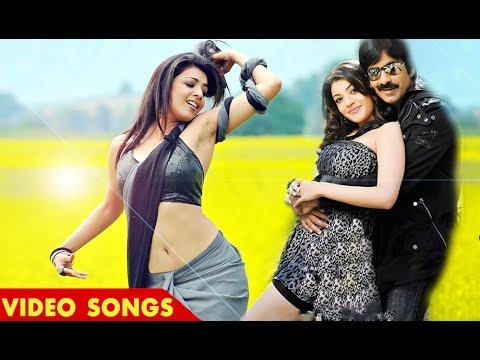 Kajal Agarwal Hot Songs HD 1080p Blu Ray || Veera Songs || Malayalam Film Songs