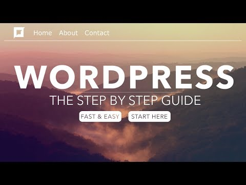 Xxx Mp4 How To Make A WordPress Website 2018 In 24 Easy Steps 3gp Sex